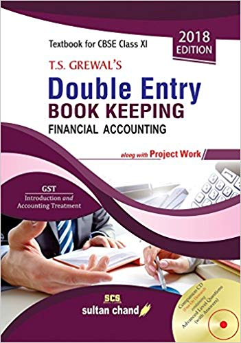 TS Grewal Accountancy Class 11 Solutions